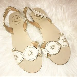 Jack Rogers Lilliana sandals size 10